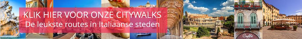 Ga op pad met onze City Walks!