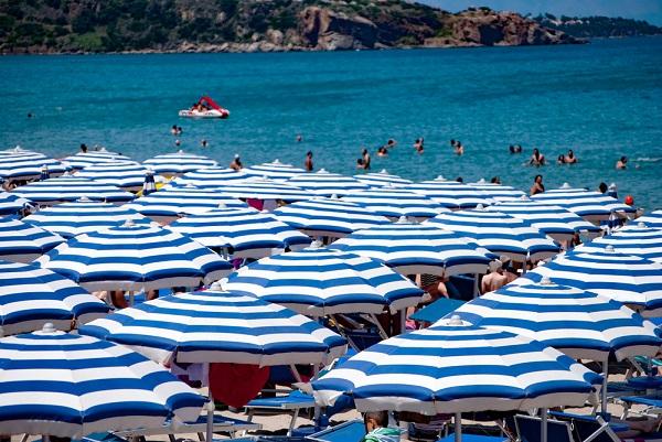 Cefalu-Sicilie-strand