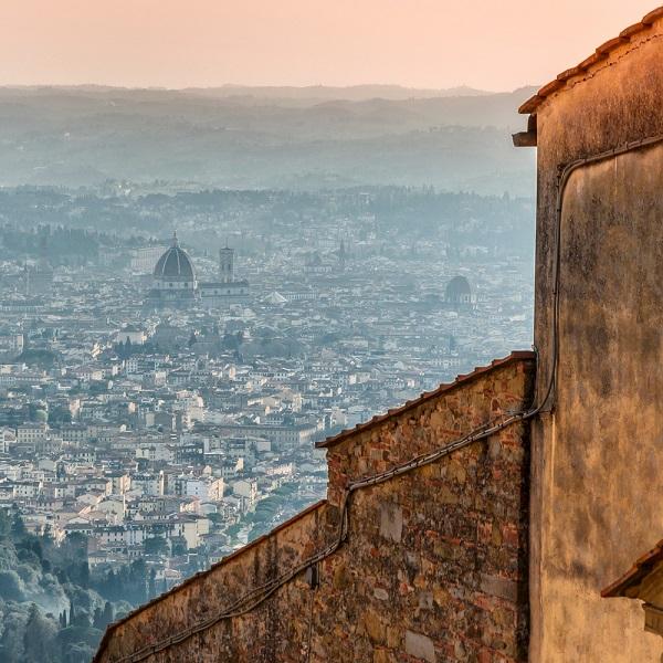 Fiesole-uitzicht-Florence