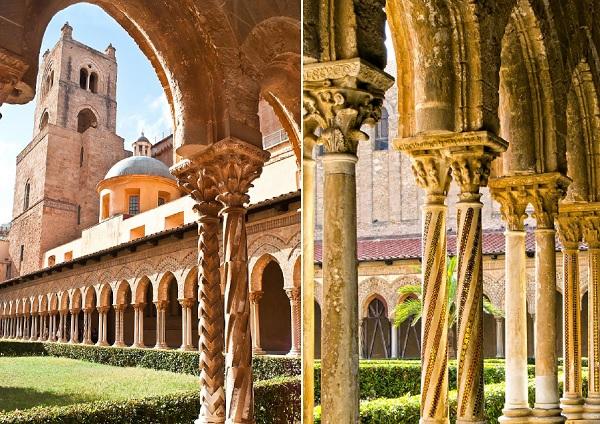 Monreale-Sicilie