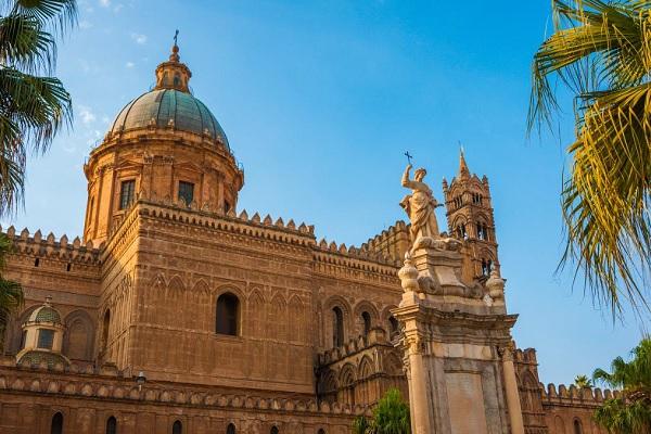 Palermo-kathedraal