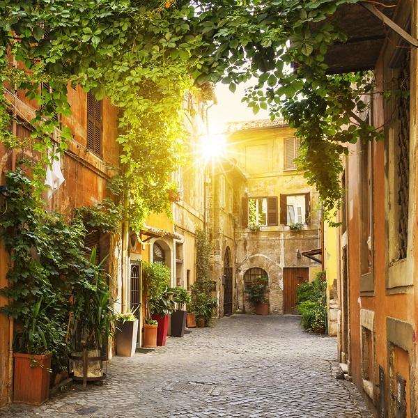Roma-Spogliata-Trastevere-Rome