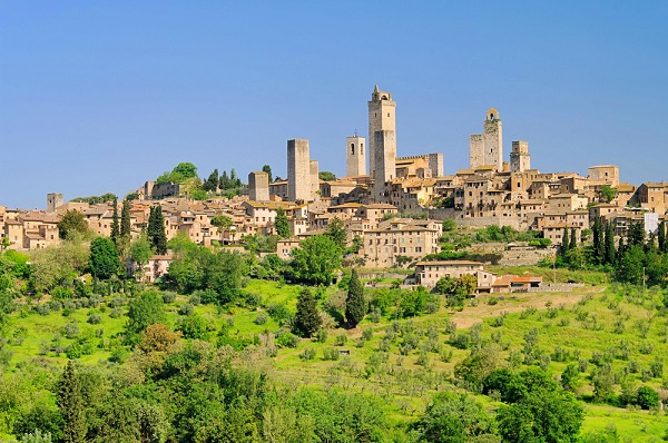 San-Gimignano-torens