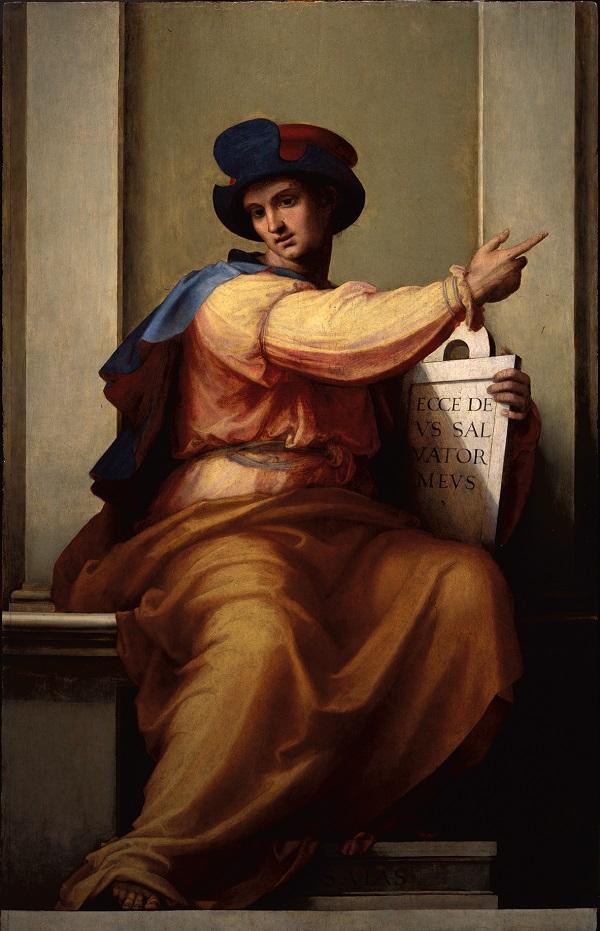 25 De profeet Jesaja_Museum Boijmans Van Beuningen