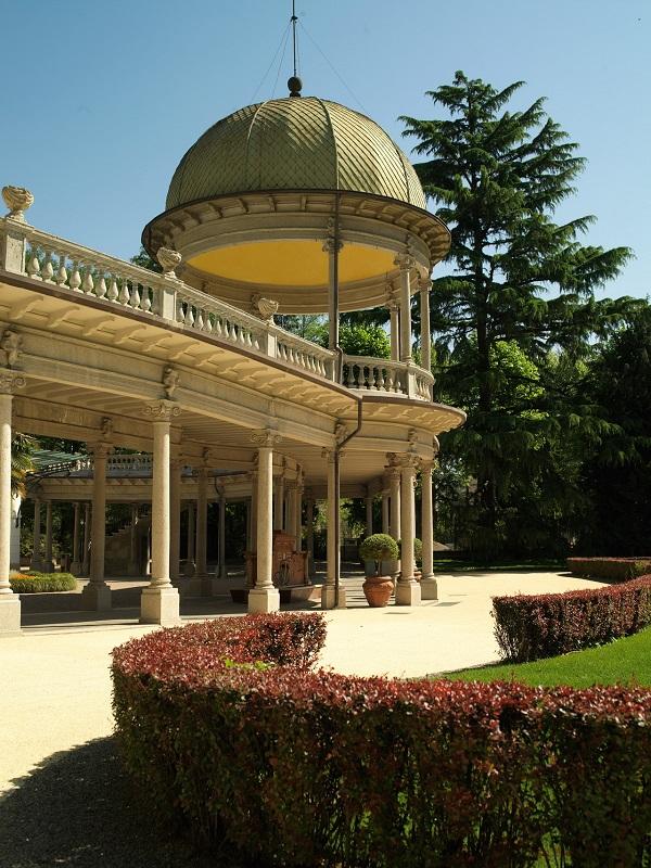 Cupola del Parco delle Terme