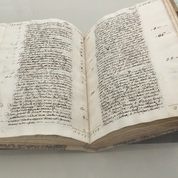 Inventaris Gabburri prentenverzamelaar