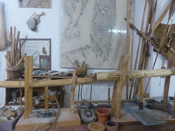 Museo d'arte e via preistorica di fronte ai Massi Di Cemmo