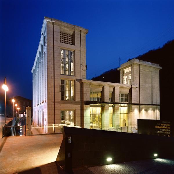 Musil-Museo dell'energia idroelettrica di Cedegolo