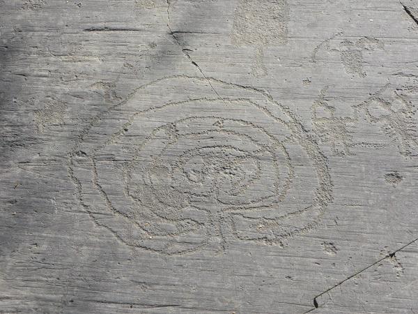 Roccia 1 - labirinto