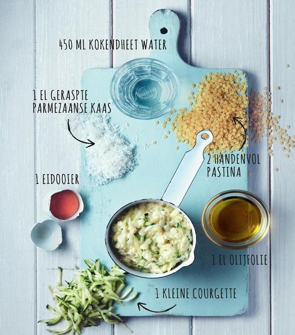 Samen-eten-Chiappa-Sisters-pasta-courgette
