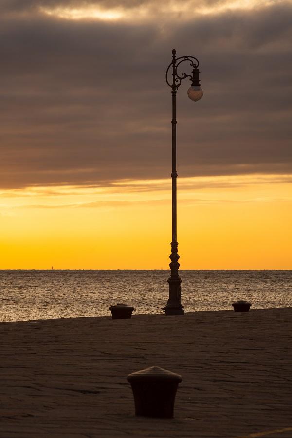 trieste-zonsondergang