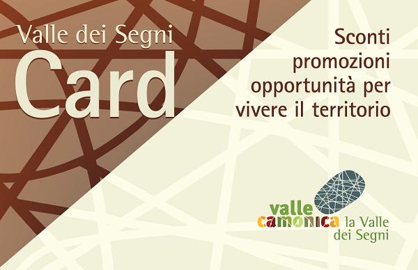 Valle dei Segni Card 1