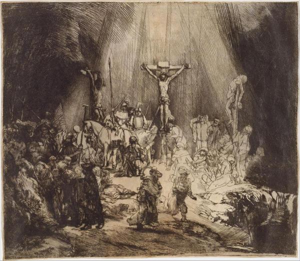 rembrandt-vaticaanse-musea-rome-kruisiging