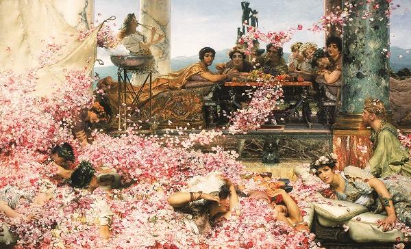 sir-lawrence-alma-tadema-de-rozen-van-heliogabalus-1888