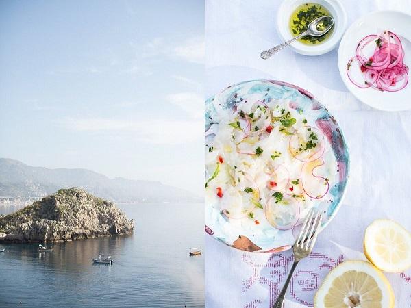 Semifreddo met marsala uit het kookboek sicili ciao tutti ontdekkingsblog door itali - Centraal eiland om te eten ...