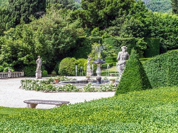 10x Vijver Inspiratie : Giardino barbarigo u2013 een tuin vol watergrapjes van berninis broer