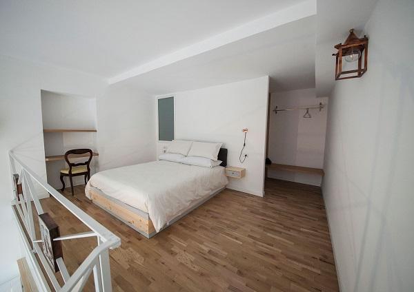Ovo bellissimo bed breakfast in hartje napels ciao tutti ontdekkingsblog door itali for Kleine kamer met water m