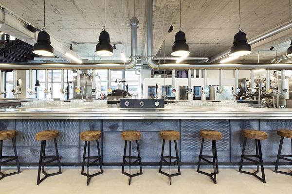 Industrieel Keuken Bar : Culinair genieten van industrieel design in turijn u ciao tutti