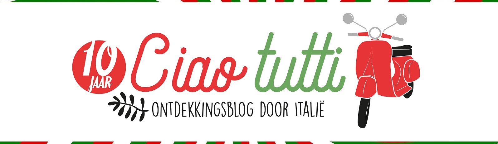 Ciao tutti – ontdekkingsblog door Italië