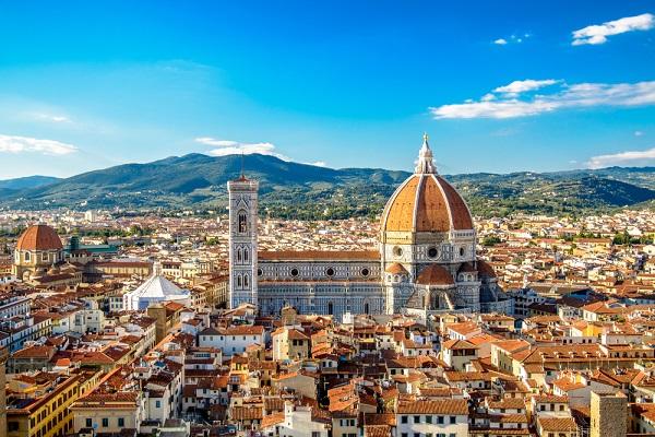 De koepel van de Duomo – dé blikvanger van Florence – Ciao tutti –  ontdekkingsblog door Italië