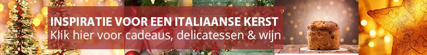 Inspiratie voor een Italiaanse kerst - cadeaus, delicatessen & wijn