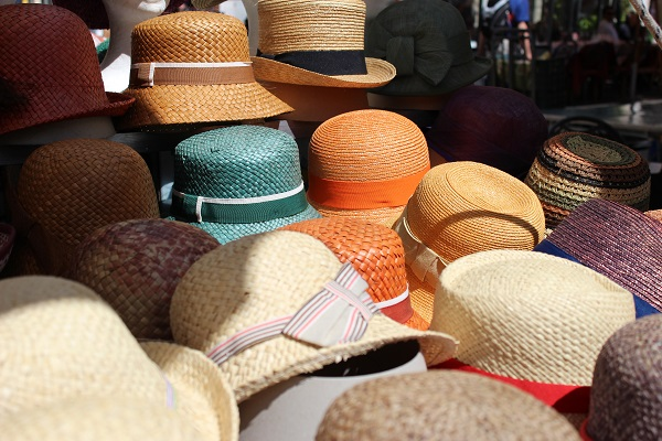3. Hoedjesmarkt op Campo de Fiori