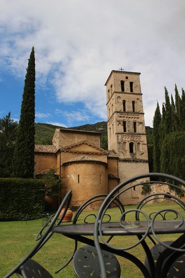 Abbazia-Ferentillo-abdij-Umbrië (6)