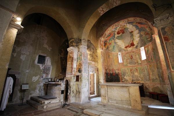 Abbazia-Ferentillo-abdij-Umbrië (8)