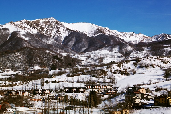 Abetone-winter