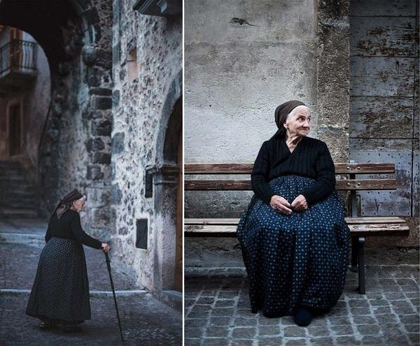 Abruzzo-Scanno-klederdracht