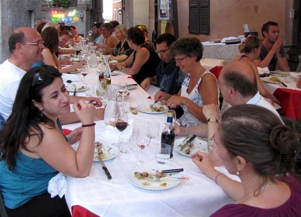 Accademia Amsterdam - Summercourse 2014 Dinner