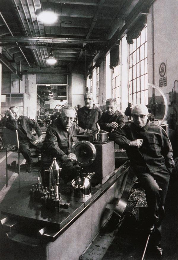 Alessi-fabriek-Italië
