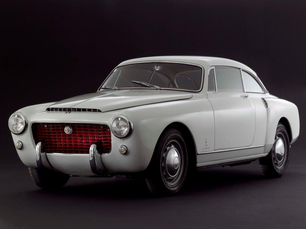 Alfa Romeo 1900 L TI - car. Pininfarina - 1952 - 02 - foto Roberto Carrer