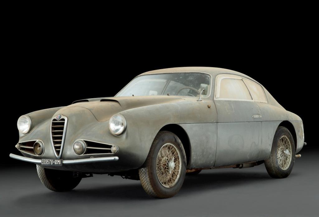 Alfa Romeo 1900 SSZ +ö+ç+¦ car. Zagato +ö+ç+¦ 1954 - 01 - foto Roberto Carrer