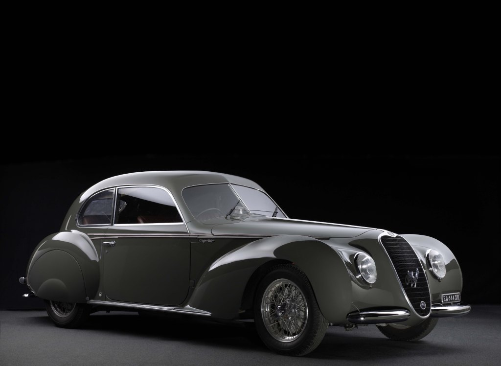 Alfa Romeo 6C 2500 S - car. Castagna - 1939 - 01 - foto Zumbrumm