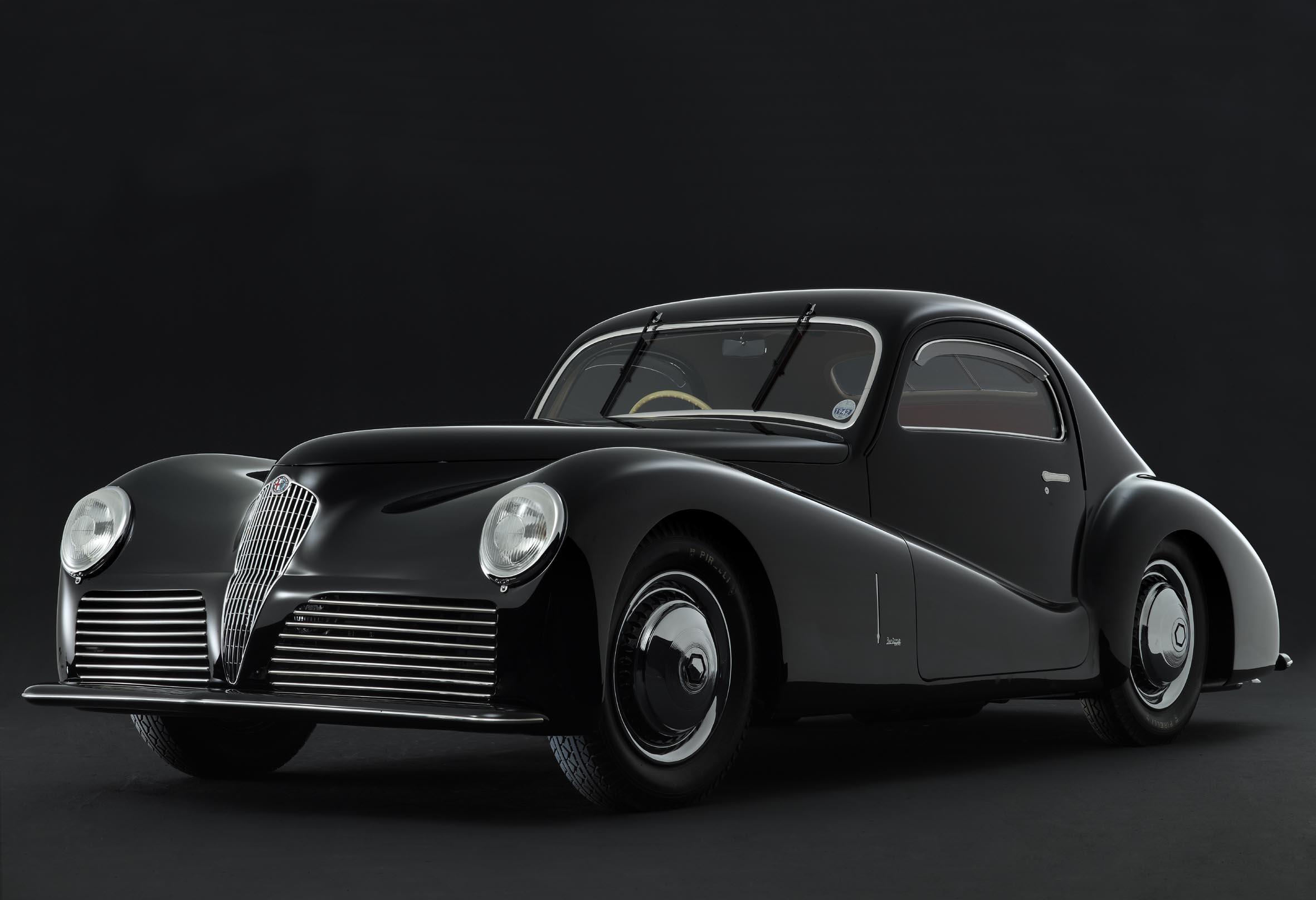 Alfa Romeo 6C 2500 SS +ö+ç+¦ car. Bertone +ö+ç+¦ 1942 - 02 - foto Roberto Carrer