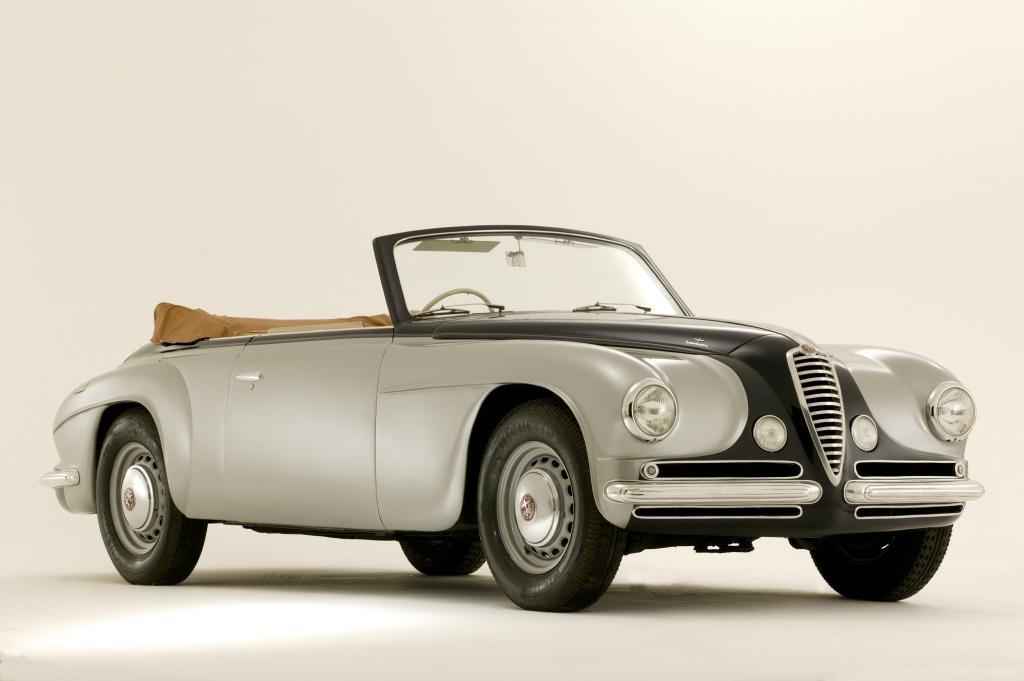 Alfa Romeo 6C 2500 SS Cabriolet +ö+ç-úVilla d+ö+ç+ûEste+ö+ç+ÿ +ö+ç+¦ car. Touring +ö+ç+¦ 1951 - 01 - foto Roberto Carrer