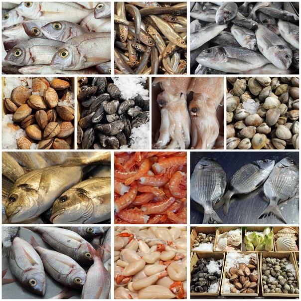 Alghero-vismarkt
