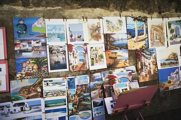 Amalfi-souvenirs