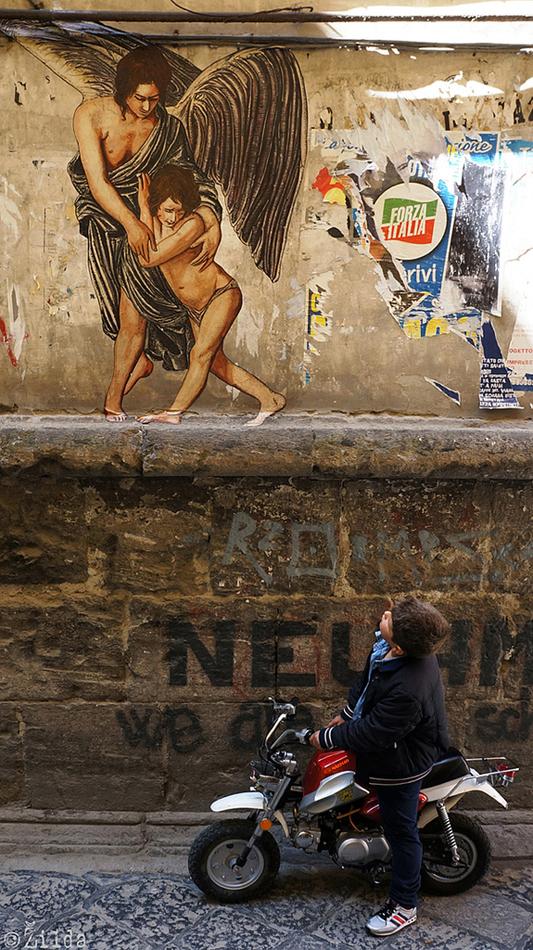 Angelo Custode Zilda Naples.street art-2