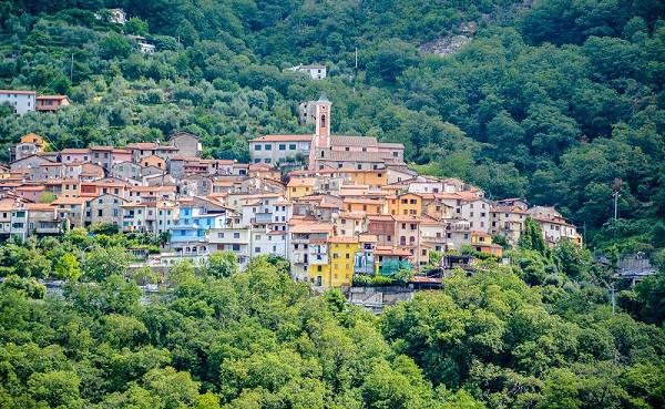 Antona-Lunigiana-Toscane