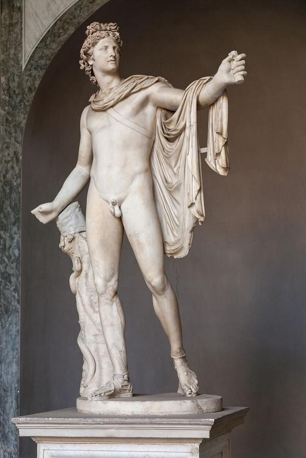 Apollo-Belvedere-Vaticaanse-Musea (2)