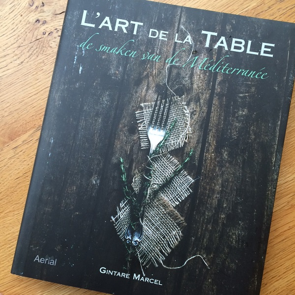 Art-de-la-Table-Gintare-kookboek