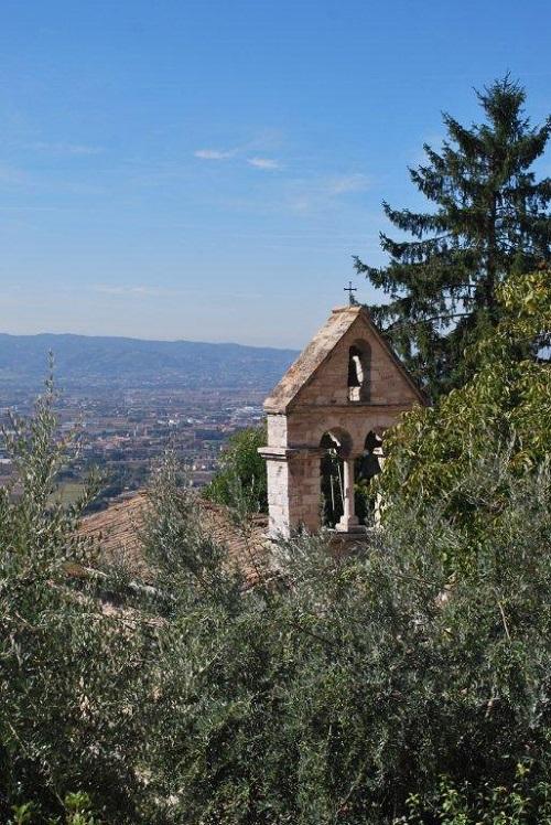 Assisi-uitzicht