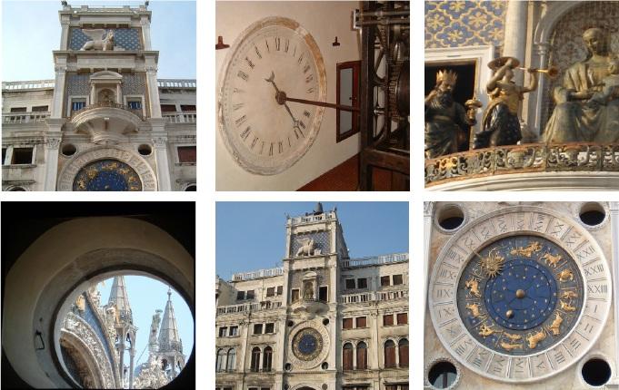 Astronomische klok Venetie