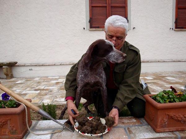 B&B-Il-Tartufo-Perugia-Bruno-truffel-hond (1)