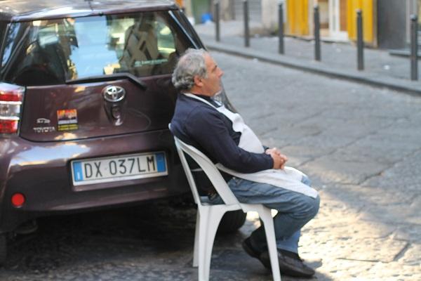 Baas van de straat..