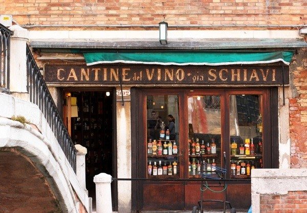 Bacari-Venetië-Cantinone