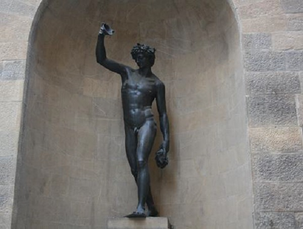 Bacchus-Giambologna-Florence