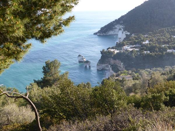 Baia-Zagare-Puglia